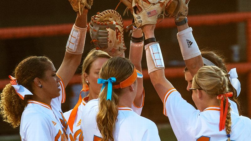 Tennessee softball