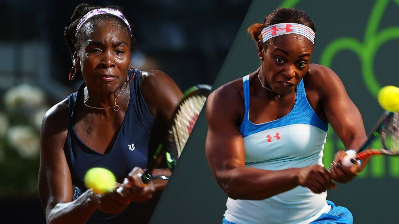 Venus Williams, Sloane Williams