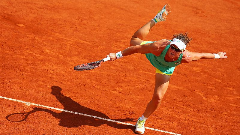 Pic of the Day: Sam Stosur on Day 4