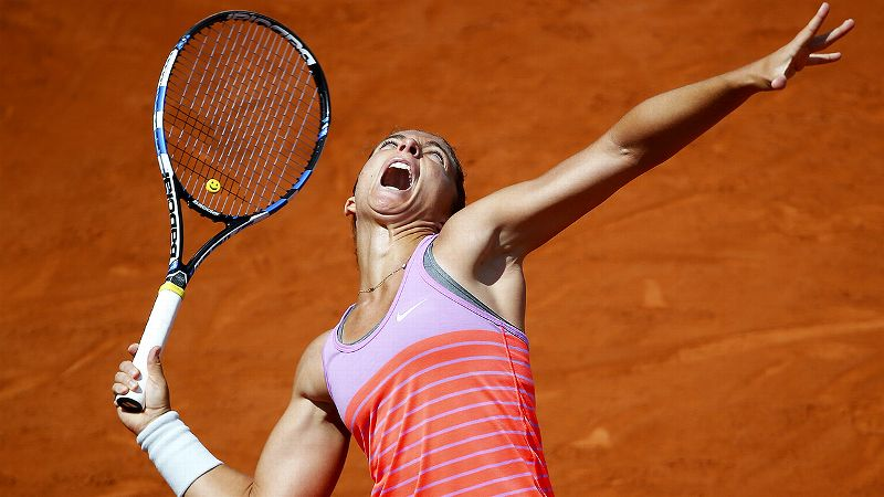 Pic of the Day: Sara Errani on Day 7