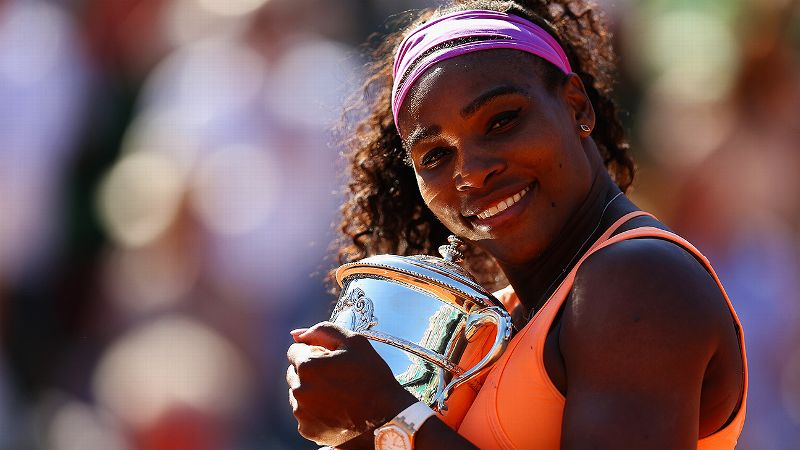 Pic of the Day: Serena Williams on Day 14