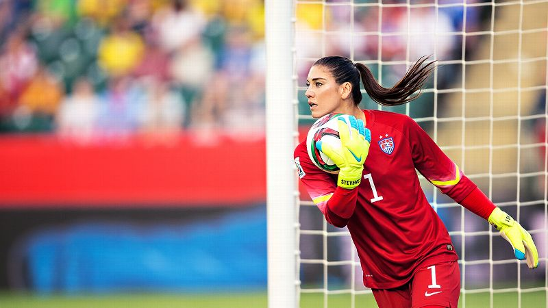 Hope Solo, Women's World Cup