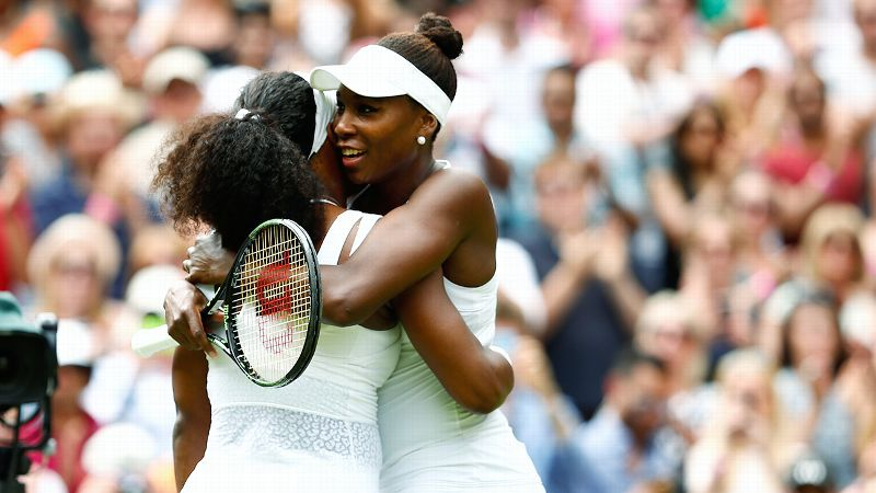 2015 Wimbledon fourth round, Serena wins 6-4, 6-3