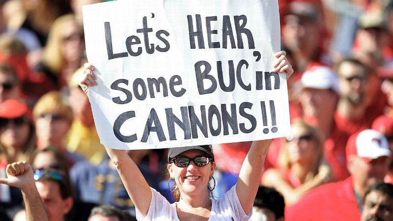 Buccaneer fan