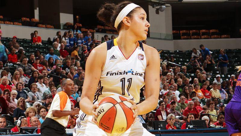 Natalie Achonwa, Indiana Fever, center