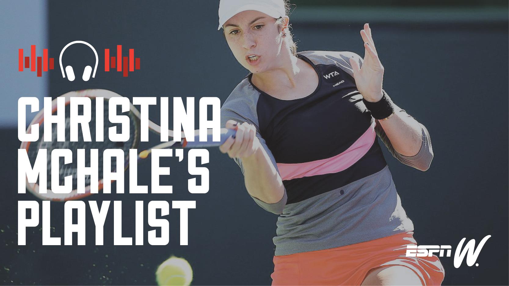 espnW Spotify Playlist Christina McHale