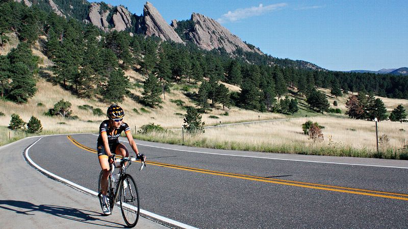 Mara Abbott, Colorado cycling team