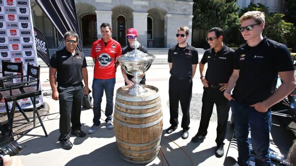 IndyCar Title Contenders
