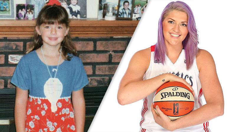 Stefanie Dolson, WNBA Player