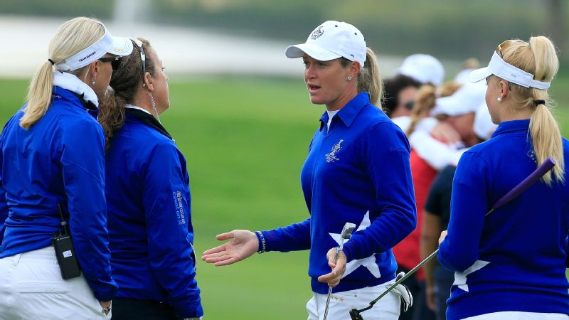 When U.S. rookie Alison Lee picked up her putt on 17 without the nod from Europe's Suzann Pettersen and Charley Hull, controversy erupted.