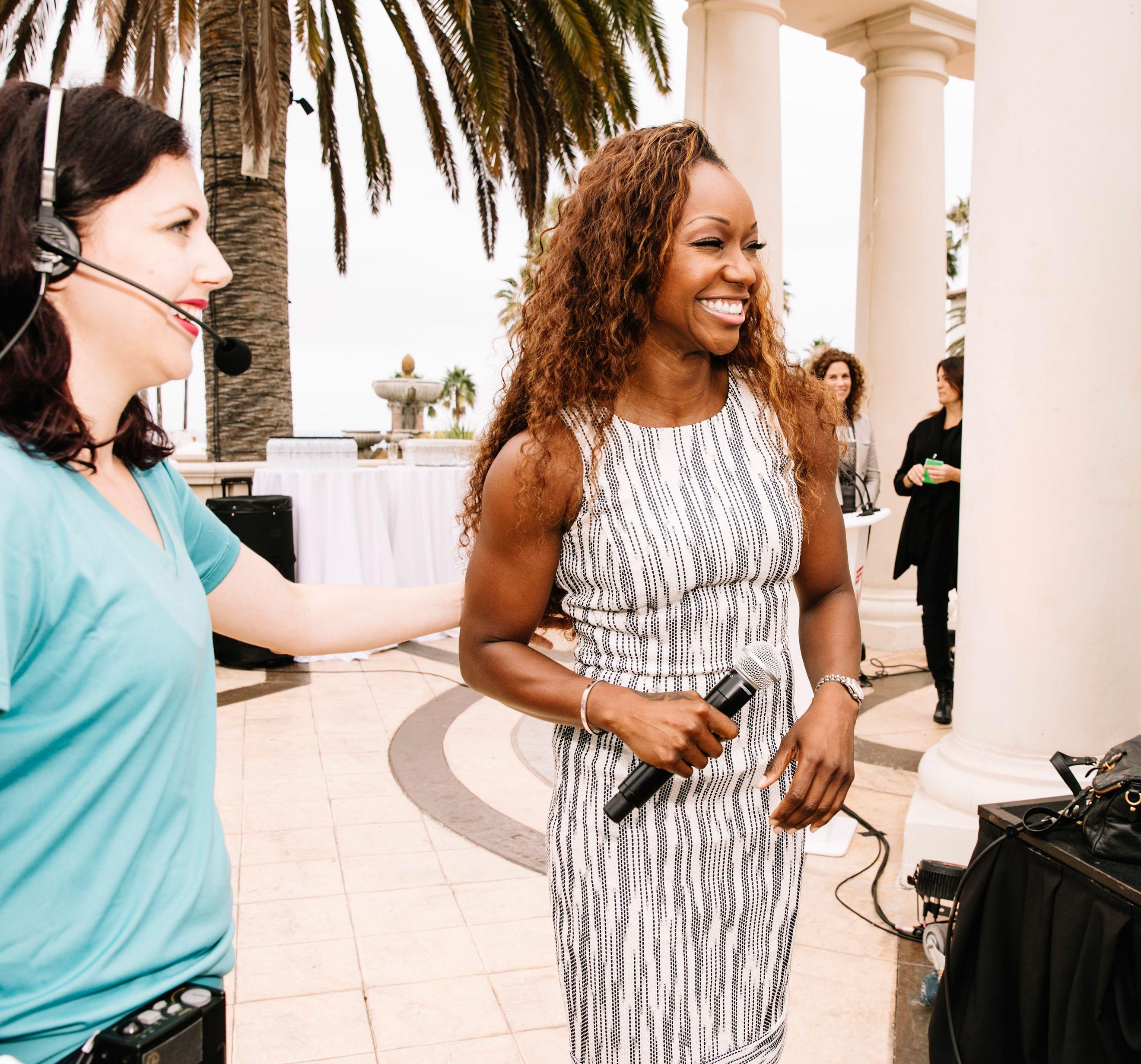 espnW: Women  Sports Summit: Carmelita Jeter