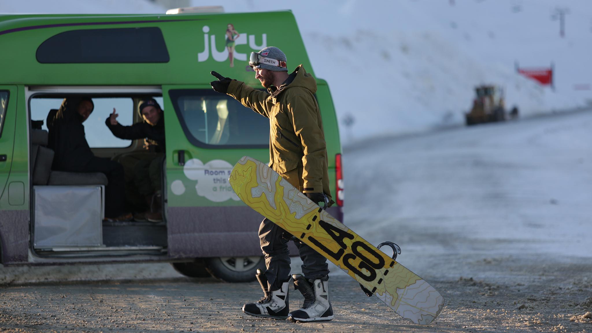 Lago Snowboards