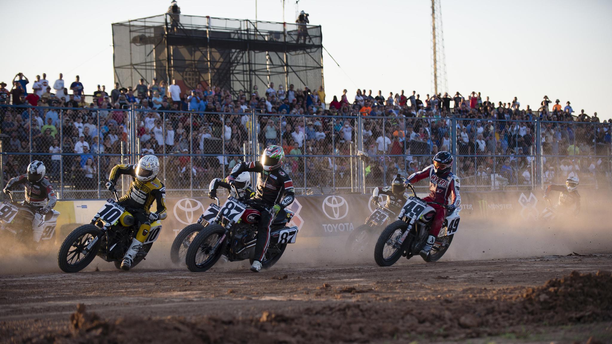 9: Flat-track racing debuts in Austin