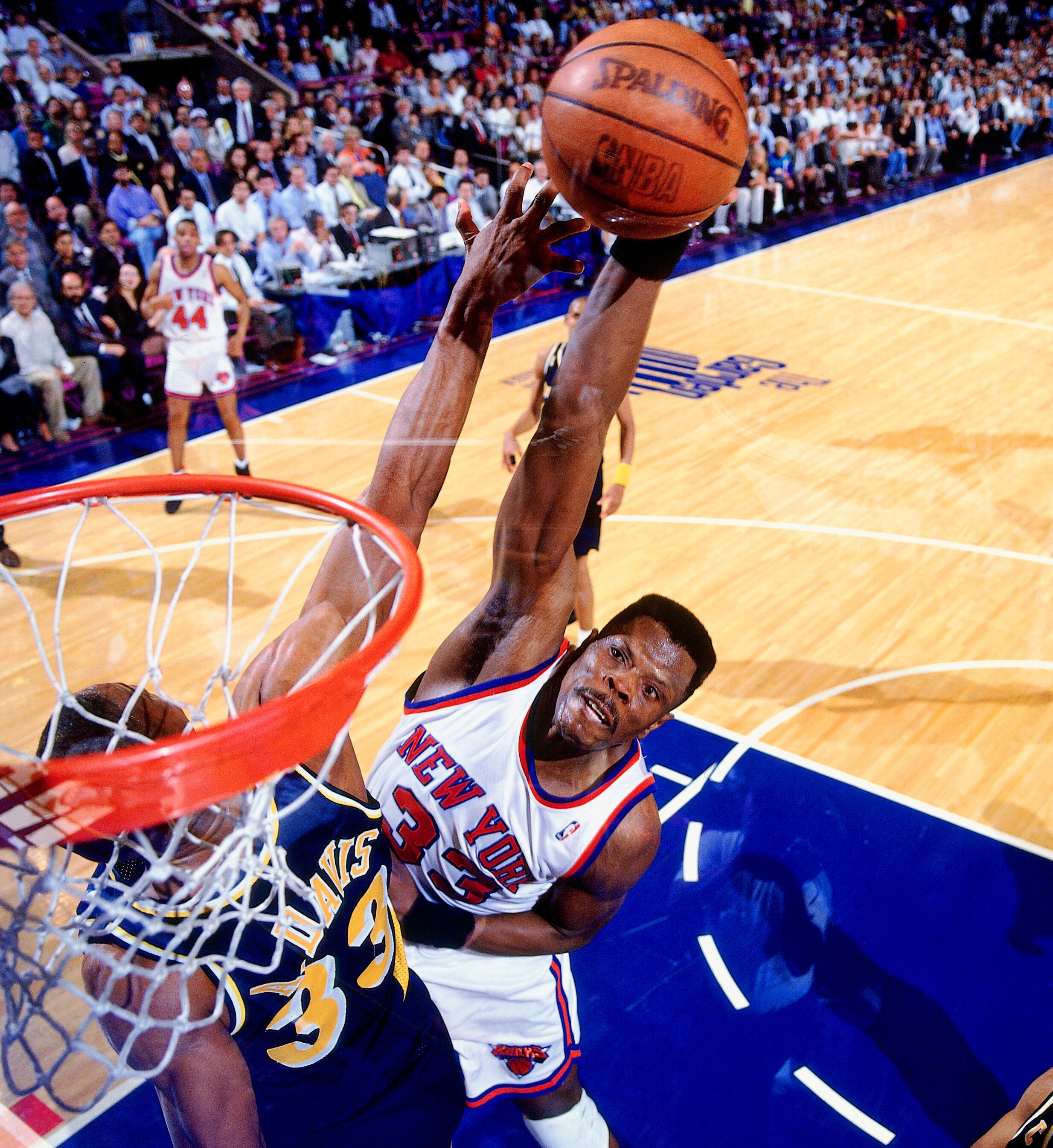 8. Patrick Ewing - Photos: Greatest NBA centers of all ...