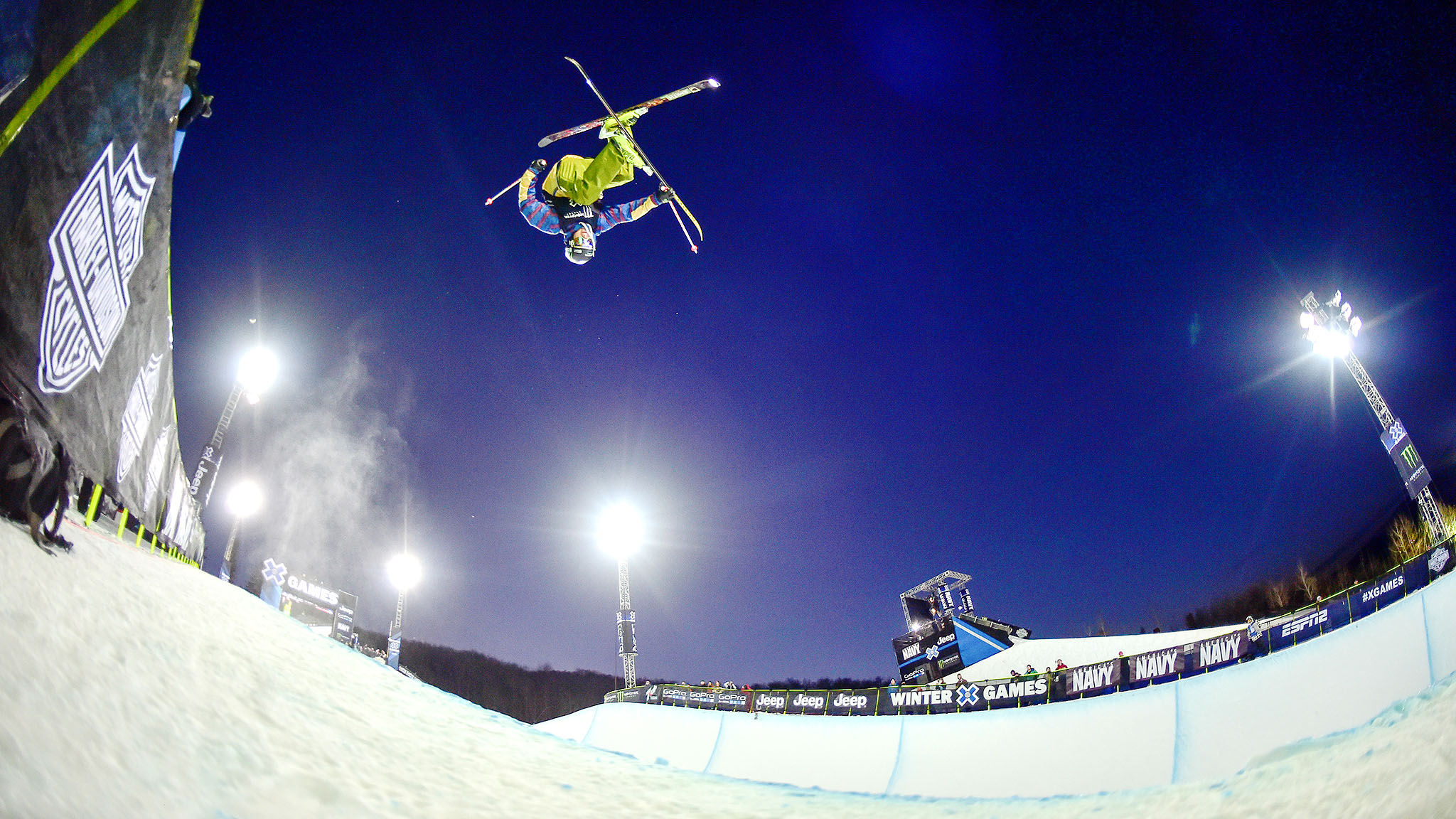 Men's Ski SuperPipe