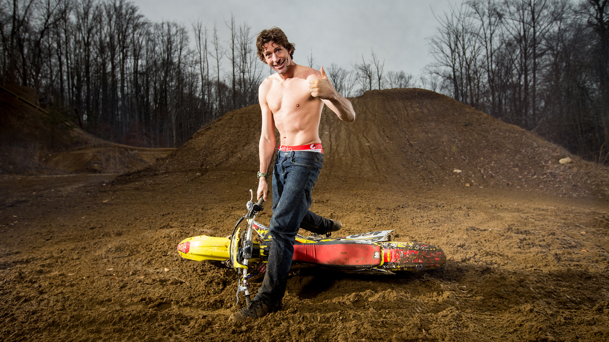 At home with Pastrana