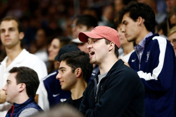 Expelled Yale basketball player Jack Montague