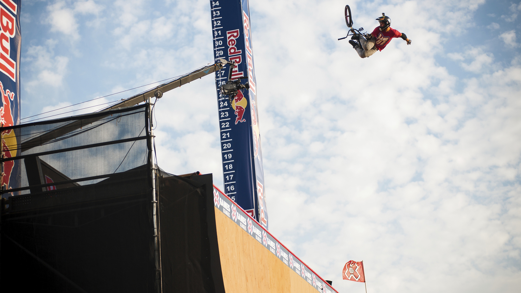 Looking back at BMX Big Air