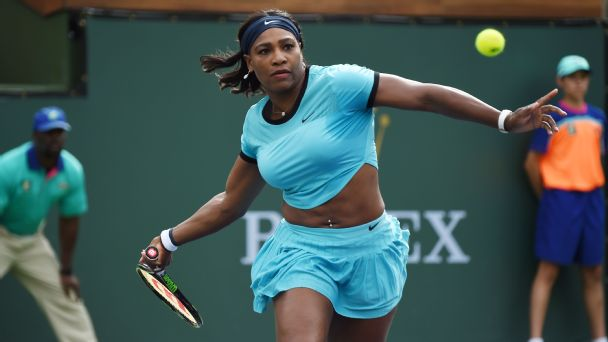 Serena Williams is yet to win a title this season.
