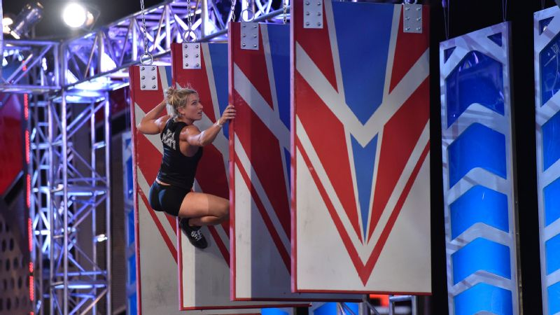 Graff competes on Stage 3 obstacle the Floating Boards as a part of the American Ninja Warrior All-Stars episode. She and Meagan Martin were the only two women selected to compete.