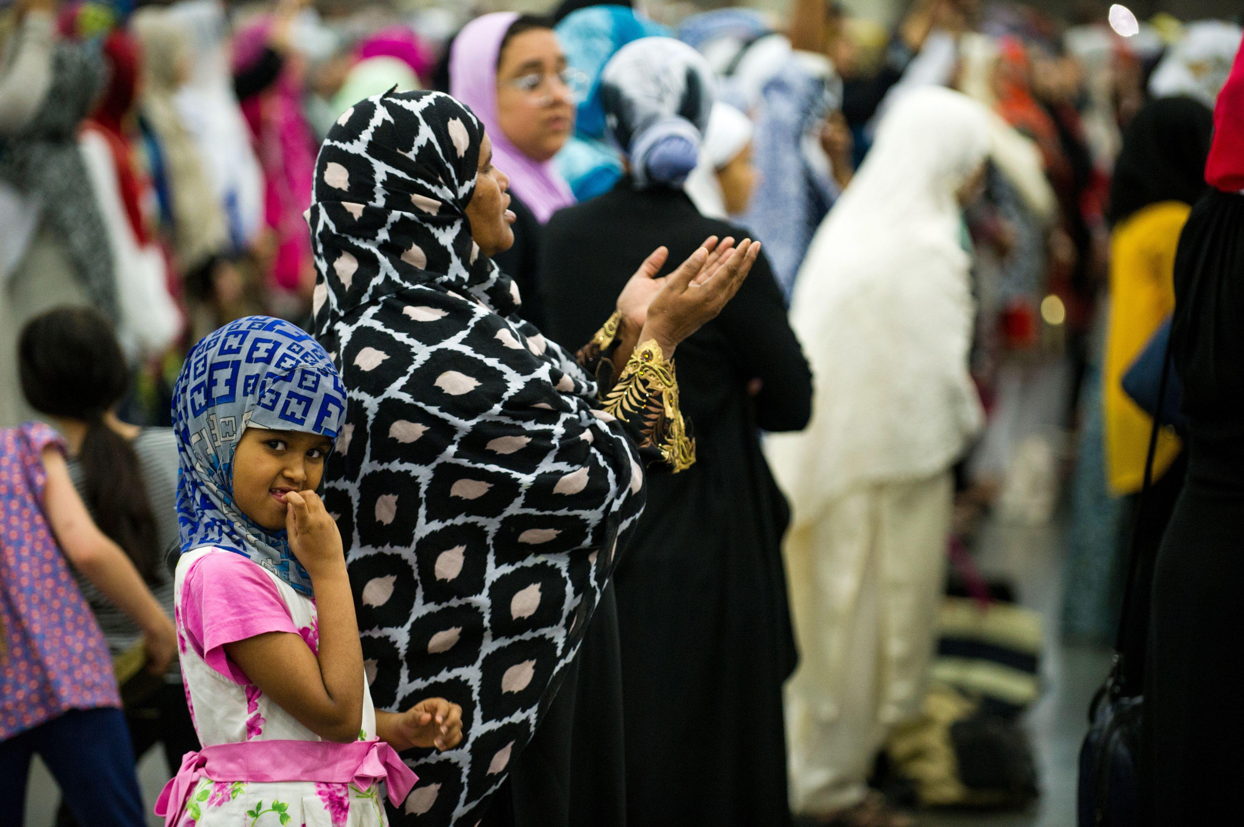 Sending a prayer
