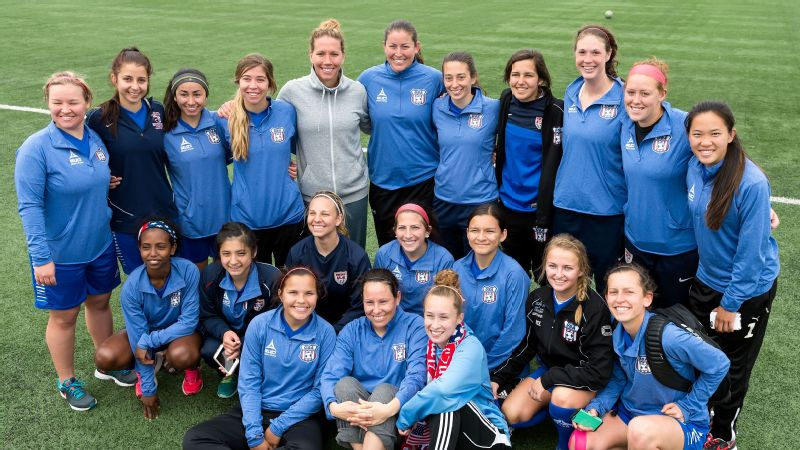 Lauren Holiday and the USDWNT