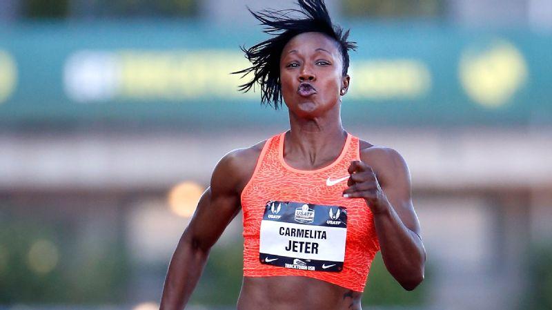 Carmelita Jeter