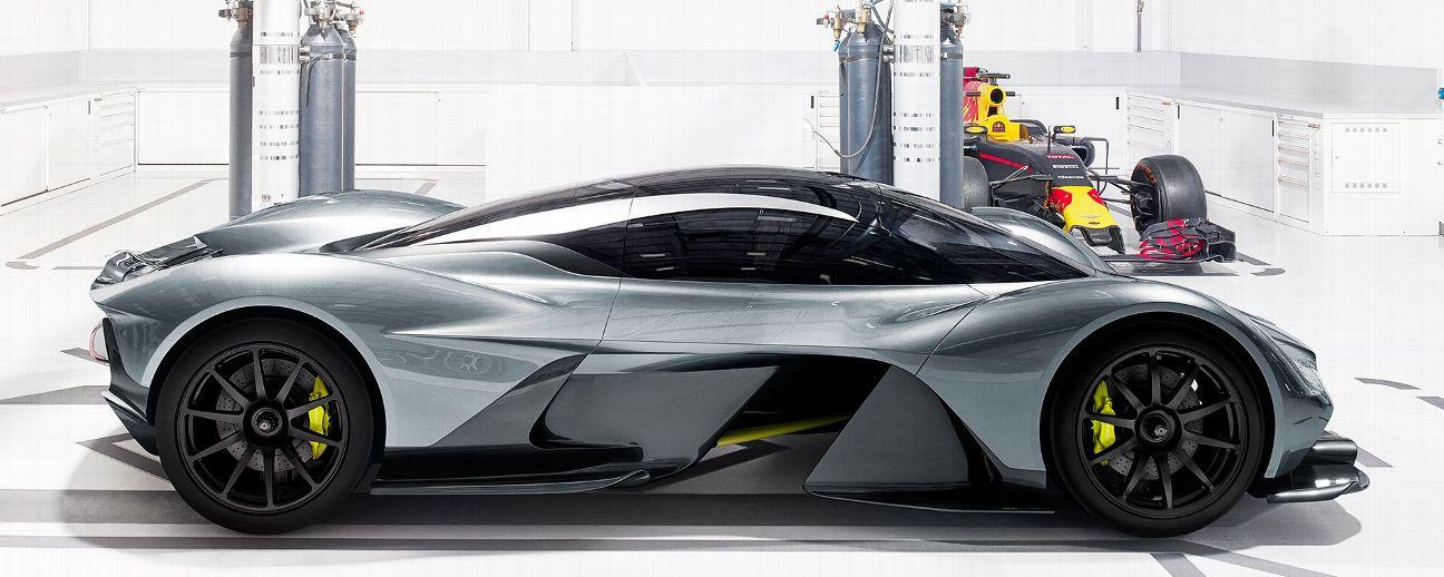 aston martin names adrian newey designed hypercar 39 valkyrie 39. Black Bedroom Furniture Sets. Home Design Ideas