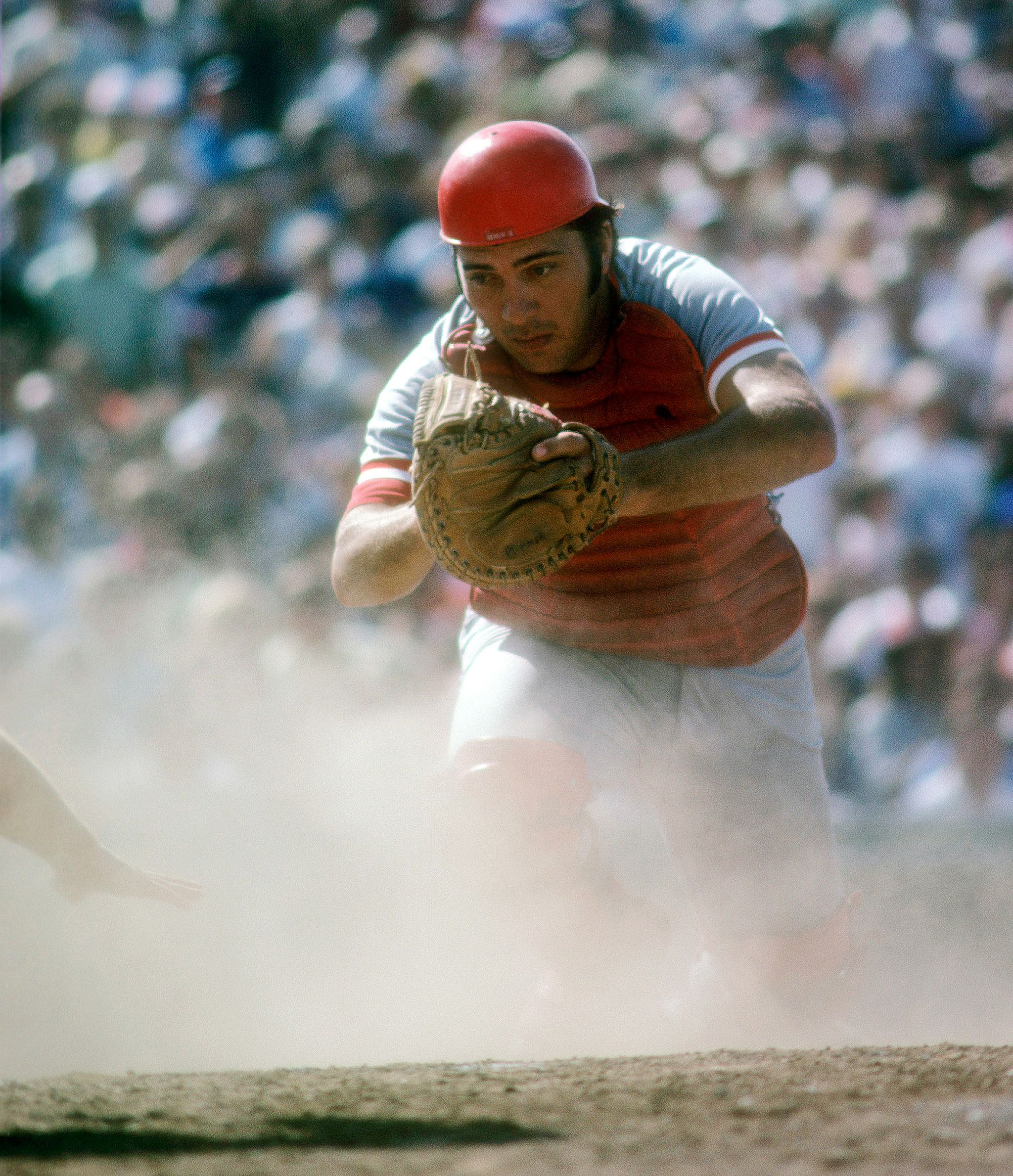 Johnny Bench, Cincinnati Reds