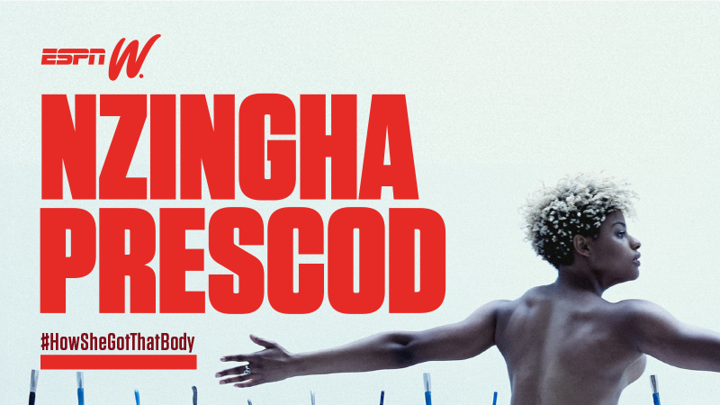 #HowSheGotThatBody Story Graphics - Nzingha Prescod