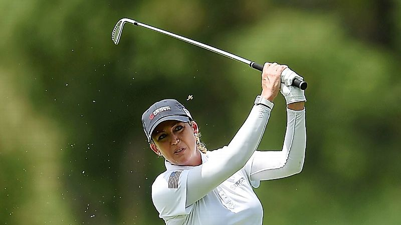 Cristie Kerr again voices support for Donald Trump ...