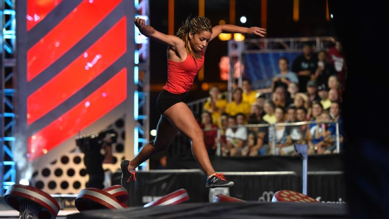 Jessie Graff Makes History On American Ninja Warrior