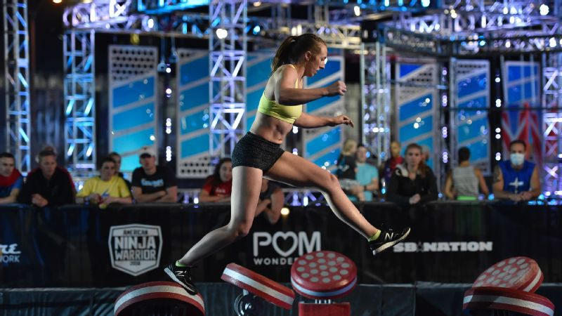 Jessie Graff Makes History, Continues to Dominate 'American Ninja Warrior'