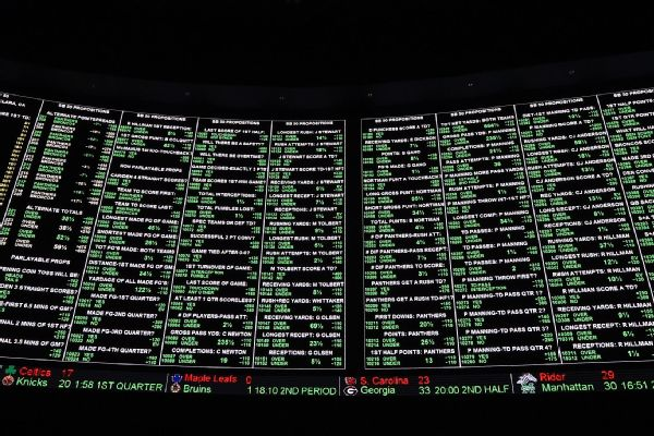 Future of gambling