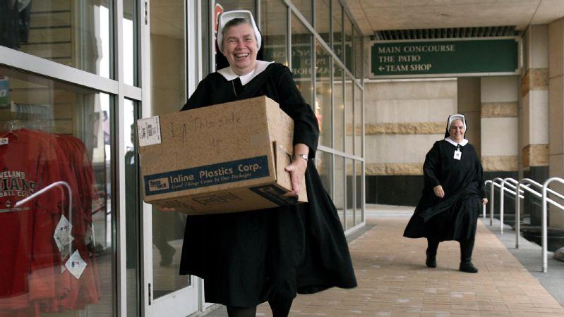 Sister Mary Assumpta