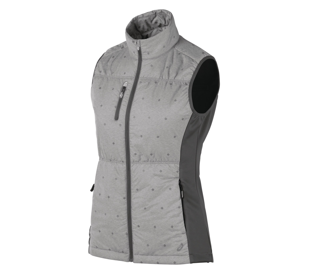 Asics Puff Vest Gear We Love - Cold Weather Running