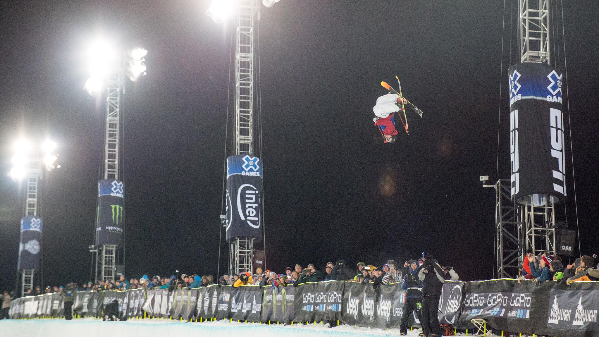 Men's Ski SuperPipe