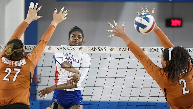 Kansas Volleyball
