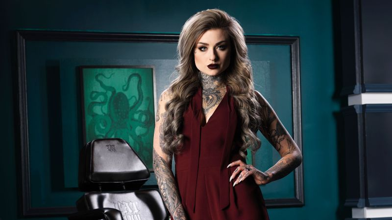 Ryan Ashley was crowned the winner of Ink Master Season 8, making her the first woman to win the competition.