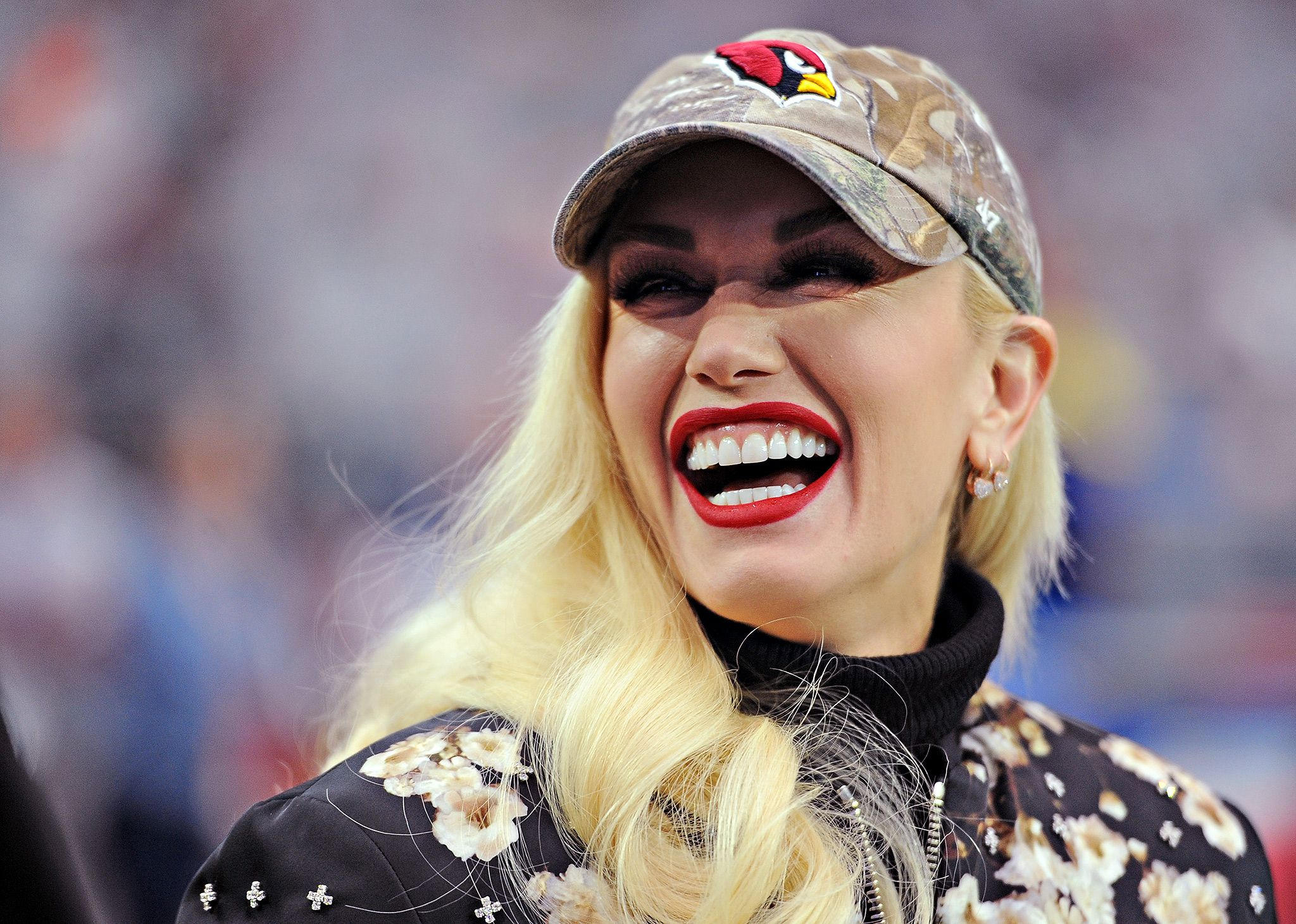Gwen Stefani Photos Packers Vs Cardinals Espn