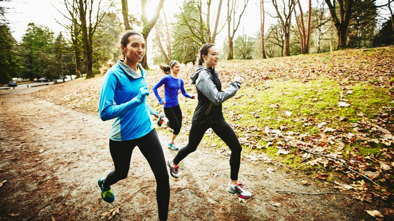 Our bond in sweat and sharing is particularly notable because most of us maintain that we would otherwise never be friends, writes Diana Kapp, describing her all-female running group.
