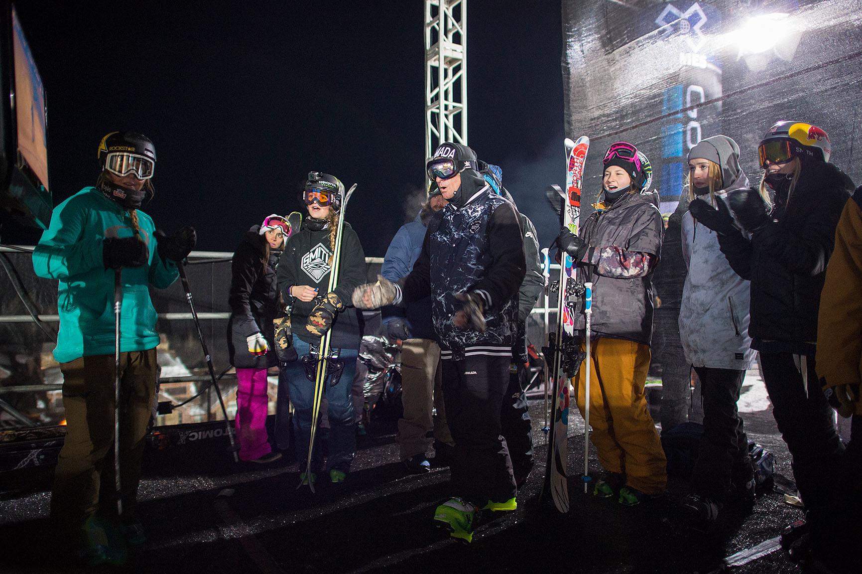 Women's Ski Big Air