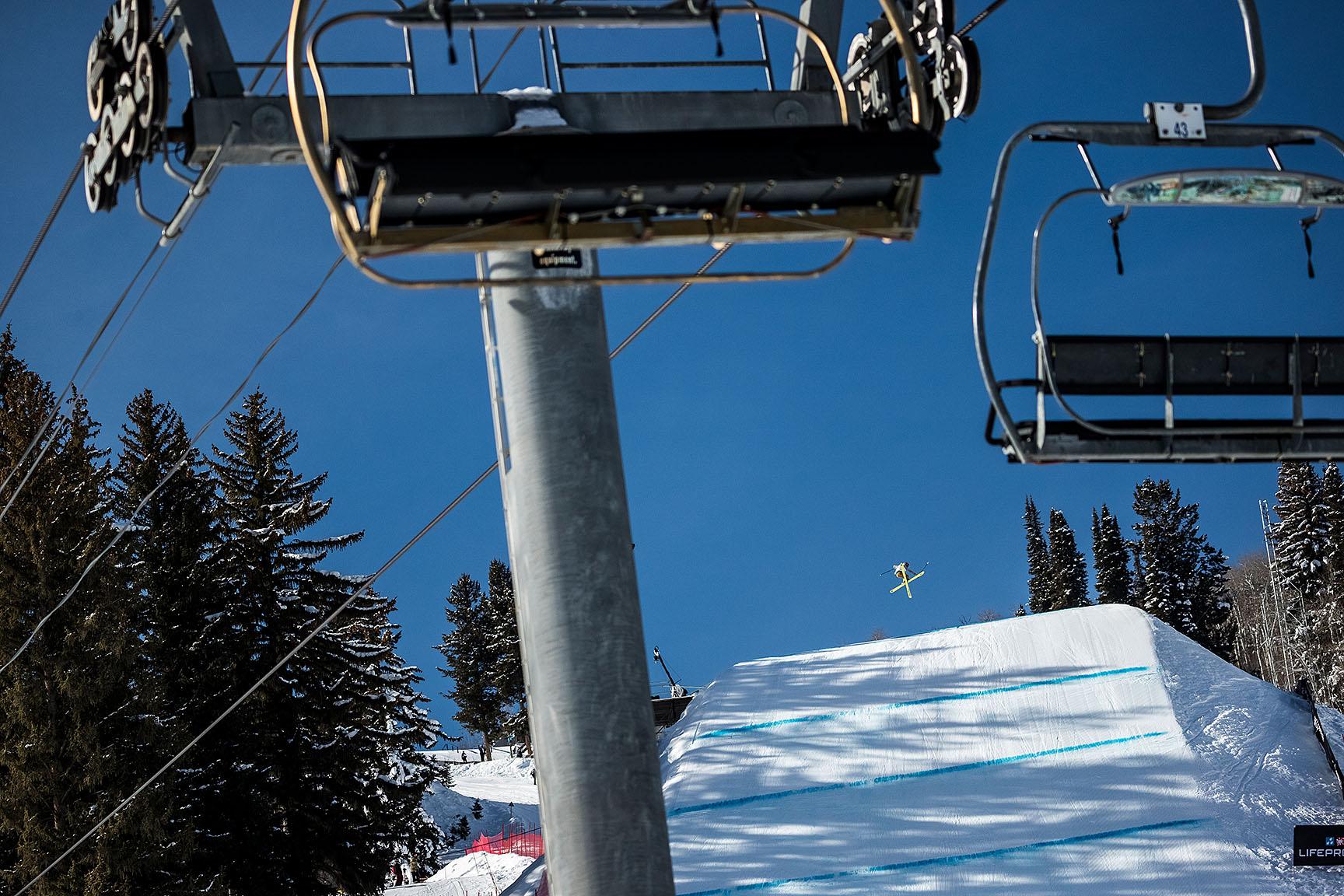 Kelly Sildaru, Women's Ski Slopestyle
