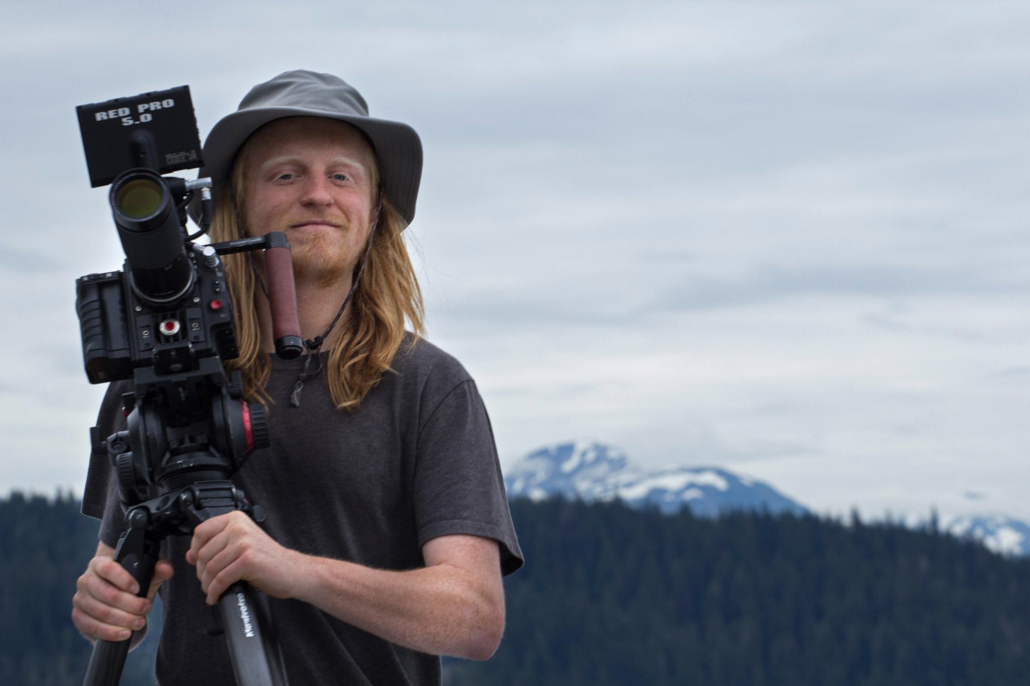 Krepela's filmer: Jacob Callaghan