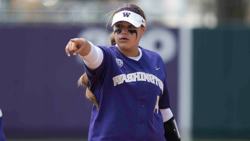 With one arm and three wins, espnW player of the week Taran Alvelo shook up the softball scene