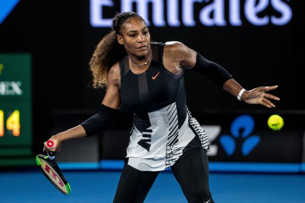By withdrawing from Indian Wells, Serena Williams will not only lose the No. 1 ranking, but also all the momentum she gained from winning the Australian Open.