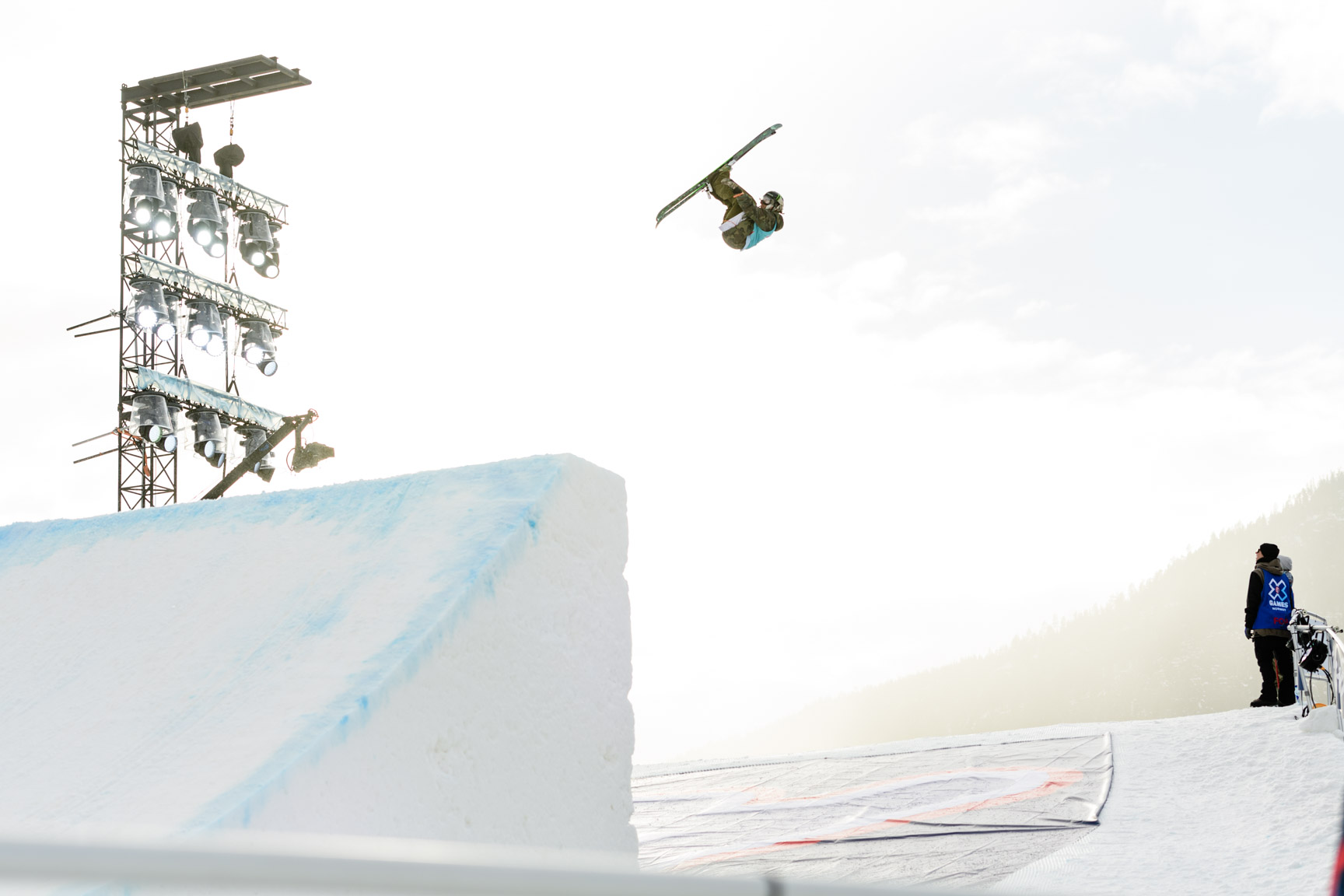 Henrik Harlaut, Men's Ski Big Air Elims
