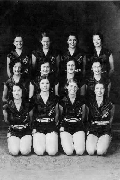 OPC Cardinals, 1932-33 season squad.