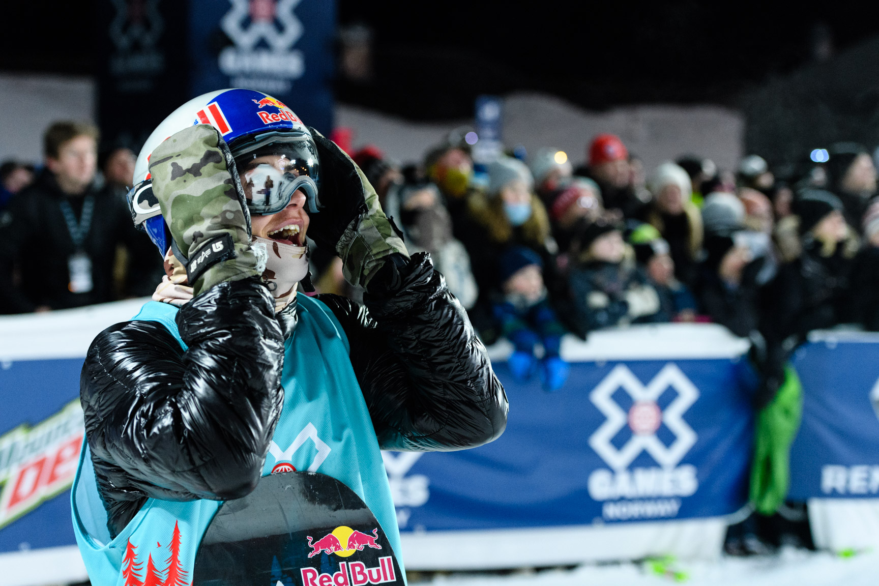Mark McMorris, Men's Snowboard Big Air Finals