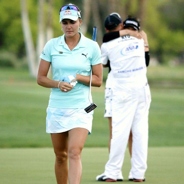 Sung Hyun Park opens 3-shot lead in LPGA Tour Championship
